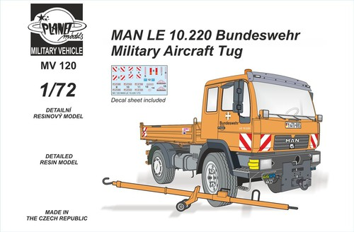 MAN LE10.220 - Flugzeugschlepper